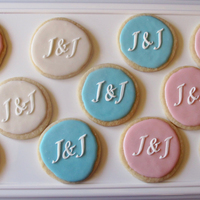 Inaugural Celebration Cookies For The Jack Amp Jill Pink White And Blue Ball Inaugural celebration cookies for the Jack & Jill pink, white, and blue ball.