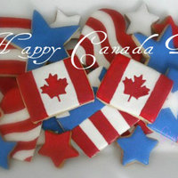 Happy Canada Day! *... with a little 4th of July thrown in <3