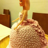 My First Doll Cake