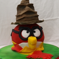 Harry Potter Angry Bird All 100% edible