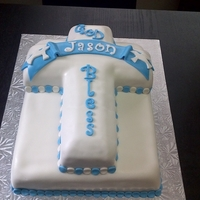 First Communion Cake for boys 1st communion,