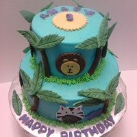 Safari Animal Birthday