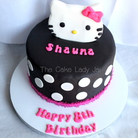 Hello Kitty Birthday   Hello Kitty cake for my great niece