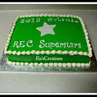 Teacher Appreciation Cake TFL!