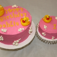 Ducky 1St Birthday