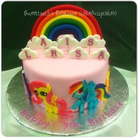 My Little Pony Cake My little pony cake