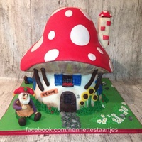 Plop, The Gnome / Kabouter Plop 3D Mushroom Mansion / Gnome Home of Plop the gnome. Kabouter Plop (Plop the gnome) is the eponymous protagonist in a children's...