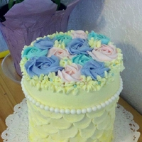 Playing With Buttercream