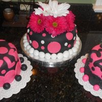 1 Yr Old Twin's Birthday Cakes