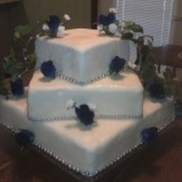 Wedding Cake For Sarah