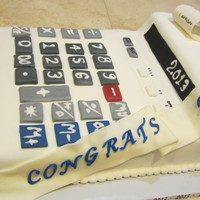 Graduation Cake For My Son Bba In Accounting Graduation cake for my son - B.B.A. in Accounting