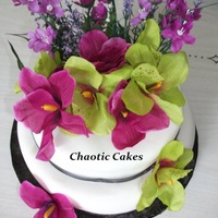 Wedding Cake- Small