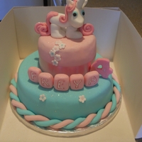 Unicorn Cake Little girls unicorn cake. thx 4 looking