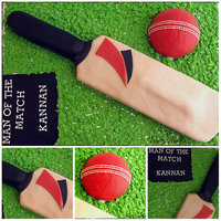 Cricket Bat Cake Cricket Bat Cake