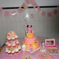 1325807954.jpg My daughter's 1st Birthday cake