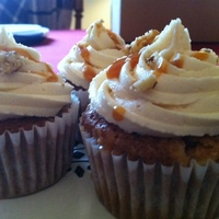 Caramel Apple Cupcake This cupcake was a test . . and turned out to be a DREAM. Everyone raves about this one. Flavors come together so well. Apple cupcake,...