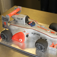 Jenson Button Fi Car All edible