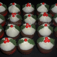 Christmas Pudding Balls