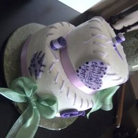 Sewing Theme Cake
