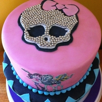 Monster High   Monster High Cake