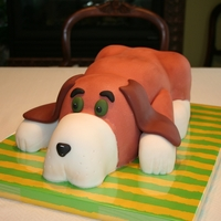 Cake For A Veterinary Student My niece is starting veterinary school so I wanted to make her a cake to match the theme. While I have tried my hand at sculpting cakes, I...