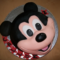 Mickey Mouse For a two year old boy who adores Mickey Mouse
