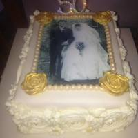 50Th Golden Wedding Anniversary *