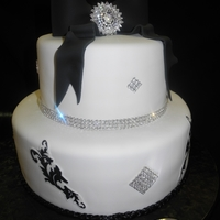 Cakes With Diamond See more at www.circospastryshop.com