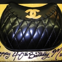 Chanel Cake See more at www.circospastryshop.com