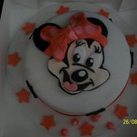 Minnie Mouse Birthday Cake *Minnie mouse birthday cake