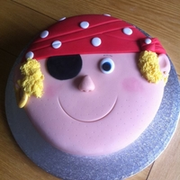 Pirate Cake I made this for my Nephews 5th Birthday in January 2012. He had a Pirate themed party.