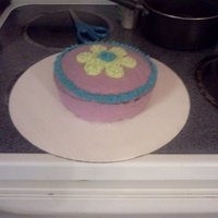 Simple Cake For A One Yr Old