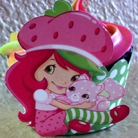 Strawberry Shortcake Handmade wrapper
