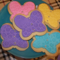 Butterfly Cookies..