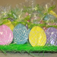 Easter Egg Cookies Easter Egg Cookies