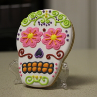 Day Of The Dead Cookies 4 22 13 Day of the Dead Cookies 4-22-13