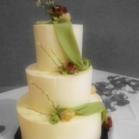 Steph's Wedding Cake
