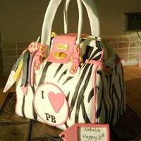 Handbags   *Paul's boutique bag cake for a girl's 21st birthday x