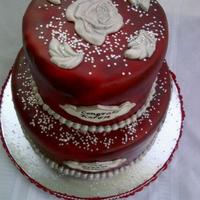 The Dream Maker's Cake *