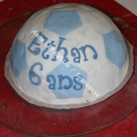 Ballon De Foot Om Gateau au yaourt au chocolatD?co en pate a sucreAlphabet Funky
