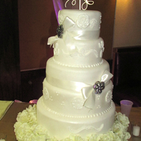 May Wedding Cake