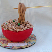 Chinese Noodles Cake2
