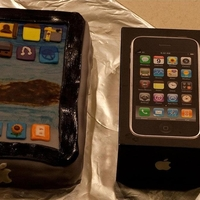 Ipad 1St Generation Cake