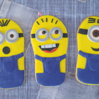 Minions Cookies :-) Minions cookies :-)
