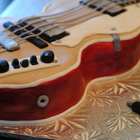 Hofner Limited Edition Bass Guitar