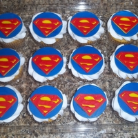 It's Bird! It's A Plane! It's Cupcakes! I tried to make these out of royal icing before I tried fondant, and the results were less than desirable. as a result these cupcakes hold...