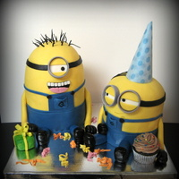 Minion Despicable Me Cakes Minion Despicable me cakes