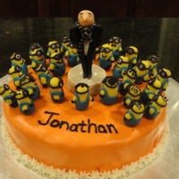Despicable Me My Nephew's Birthday