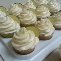 Margarita Cupcakes! These are definitely NOT for the kiddos!