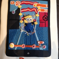 Minion Rush On The Ipad Minion rush on the iPad.......
